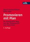 Promovieren mit Plan