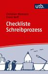 Vergrößerte Darstellung Cover: Checkliste Schreibprozess. Externe Website (neues Fenster)