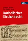 Vergrößerte Darstellung Cover: Katholisches Kirchenrecht. Externe Website (neues Fenster)