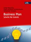 Vergrößerte Darstellung Cover: Business Plan Schritt für Schritt. Externe Website (neues Fenster)