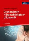 Vergrößerte Darstellung Cover: Grundwissen Hörgeschädigtenpädagogik. Externe Website (neues Fenster)