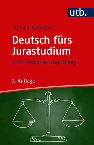Deutsch fürs Jurastudium