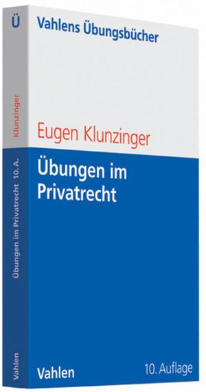 Übungen im Privatrecht