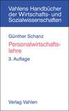 Vergrößerte Darstellung Cover: Personalwirtschaftslehre. Externe Website (neues Fenster)