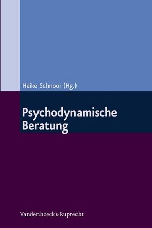 Psychodynamische Beratung