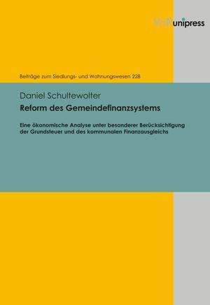 Reform des Gemeindefinanzsystems
