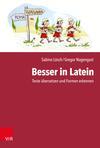 Vergrößerte Darstellung Cover: Besser in Latein. Externe Website (neues Fenster)