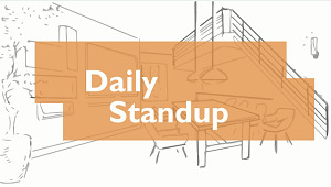 Daily Standup (Erklärvideo)