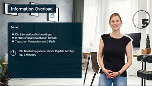 Produktiv arbeiten im Homeoffice - Stolpersteine beseitigen - Information Overload