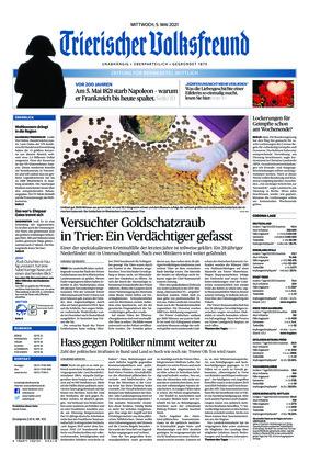 Trierischer Volksfreund - Zeitung für Bernkastel-Wittlich (05.05.2021)