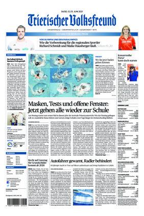 Trierischer Volksfreund - Zeitung für Bitburg-Prüm (12.06.2021)