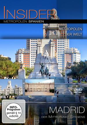 Madrid - Der Mittelpunkt Spaniens