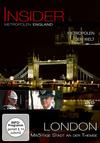 London - mächtige Stadt an der Themse