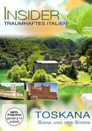 Toskana - Siena und der Süden
