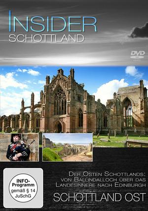 Schottland Ost - Der Osten Schottlands: Von Ballindalloch über das Landesinnere nach Edinburgh