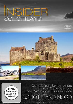 Schottland Nord - Der Norden Schottlands: Von Oban über das Loch Ness nach Ballindalloch