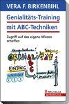 Vergrößerte Darstellung Cover: Genialitätstraining mit ABC-Techniken. Externe Website (neues Fenster)