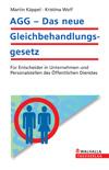 AGG - Das neue Gleichbehandlungsgesetz