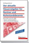 Vergrößerte Darstellung Cover: Der aktuelle Steuerratgeber für Rentner und Ruhestandsbeamte. Externe Website (neues Fenster)