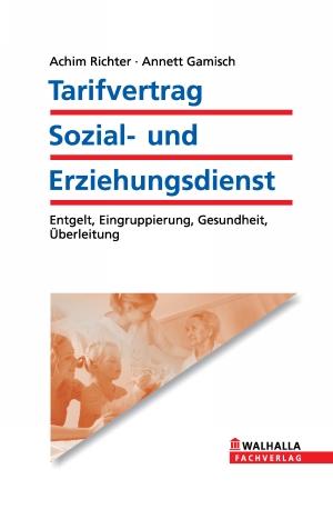 Tarifvertrag Sozial- und Erziehungsdienst