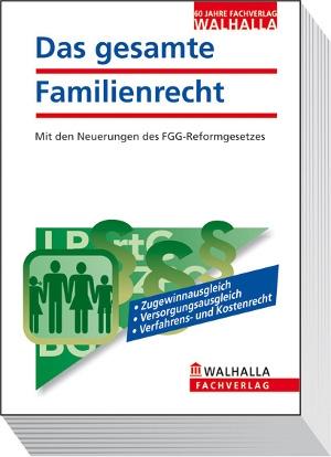 Das gesamte Familienrecht