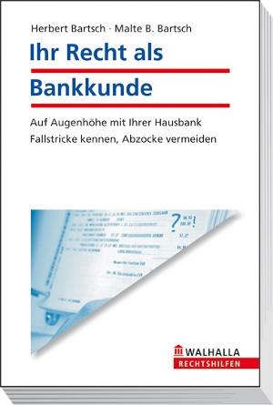 Ihr Recht als Bankkunde