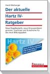 Vergrößerte Darstellung Cover: Der aktuelle Hartz IV-Ratgeber. Externe Website (neues Fenster)