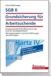 Vergrößerte Darstellung Cover: SGB II - Grundsicherung für Arbeitsuchende. Externe Website (neues Fenster)