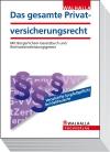 Vergrößerte Darstellung Cover: Das gesamte Privatversicherungsrecht. Externe Website (neues Fenster)