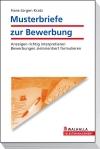 Vergrößerte Darstellung Cover: Musterbriefe zur Bewerbung. Externe Website (neues Fenster)