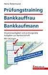 Prüfungstraining Bankkauffrau, Bankkaufmann