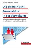 Die elektronische Personalakte in der Verwaltung