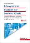 Vergrößerte Darstellung Cover: Erfolgreich im Studium der Sozialen Arbeit. Externe Website (neues Fenster)