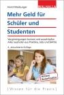 Mehr Geld für Schüler und Studenten
