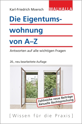 Die Eigentumswohnung von A-Z