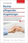 Vergrößerte Darstellung Cover: Rechte pflegender Angehöriger. Externe Website (neues Fenster)