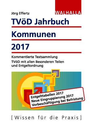 TVöD-Jahrbuch Kommunen 2017