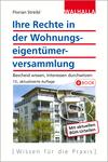 Ihre Rechte in der Wohnungseigentümerversammlung