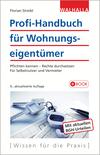 Profi-Handbuch für Wohnungseigentümer