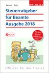 Steuerratgeber für Beamte, Ausgabe 2018