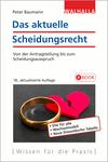 Vergrößerte Darstellung Cover: ¬Das¬ aktuelle Scheidungsrecht. Externe Website (neues Fenster)