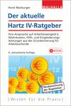 Vergrößerte Darstellung Cover: ¬Der¬ aktuelle Hartz IV-Ratgeber. Externe Website (neues Fenster)