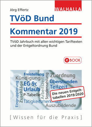 TVöD Bund Kommentar 2019