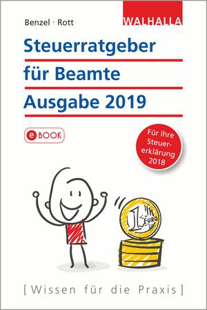 Steuerratgeber für Beamte Ausgabe 2019