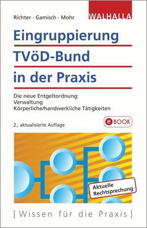 Eingruppierung TVöD-Bund in der Praxis