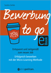 Vergrößerte Darstellung Cover: Bewerbung to go. Externe Website (neues Fenster)