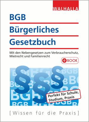 BGB - Bürgerliches Gesetzbuch