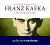 Vergrößerte Darstellung Cover: Franz Kafka. Externe Website (neues Fenster)