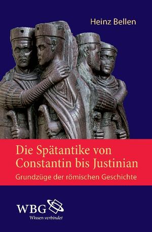 Die Spätantike von Constantin bis Justinian