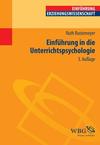Einführung in die Unterrichtspsychologie